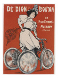 Advertisement for Tricycle De Dion