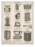 A Selection of Kitchen Sundries