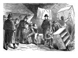 An Eviction at Glenbeigh  County Kerry  1887