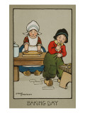 Baking Day  by Ethel Parkinson