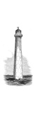 Cast Iron Lighthouse  Intended for Barbados  1851