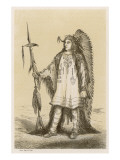 Chief of the Mandan People