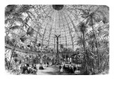 Design for a Winter Garden at Alexandra Palace  1859