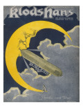 Count Zeppelin&#39;s Next Destination - the Moon!