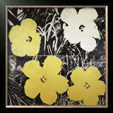 Flowers  c1966 (Yellow and White)