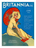 Front Cover from the Britannia and Eve