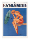 Front Cover from the Bystander Giclée