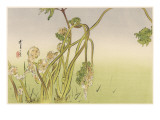 Japanese Print - Plants