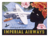Imperial Airways Speeding Up the Empire