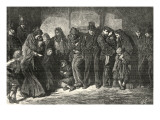 Houseless and Hungry by Luke Fildes
