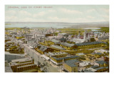 General View of Coney Island  New York  America