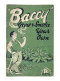 Gardening Book for Tobacco
