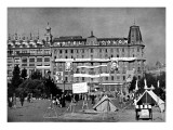 Hotel Colon  Barcelona; Spanish Civil War  1936