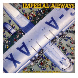 Imperial Airways Bird's Eye View