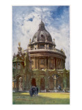 Oxford: the Radcliffe Camera