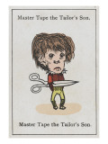 """Master Tape the Tailor's Son  from """"Happy Families"""""""