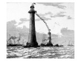 Official Opening of the Eddystone Lighthouse  May 1882