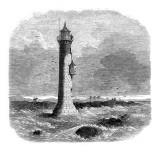 Lytham Lighthouse  Lancashire  1863