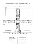 Square Workhouse  Second Floor Plan