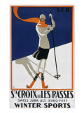 Sainte-Croix Et Les Rasses