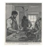 Tailor's Workshop/1890
