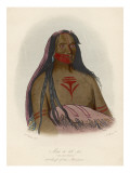 Second Chief of the Mandan People