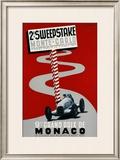 2e Sweepstake de Monte-Carlo  9eme Grand Prix de Monaco