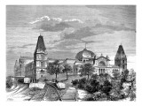 The Alexandra Palace  1875