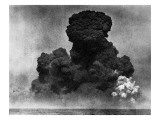 The Demolition of Heligoland  Germany  1947