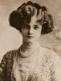 The Actress Miss Gertie Millar  Who Later Became Lady Dudley (1879 - 1952)