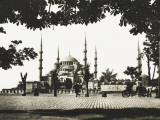 The Blue Mosque  Constantinople