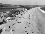 Torcross  the Little Village on Slapton Sands  South Devon  England