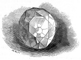 The Re-Cut Koh-I-Noor Diamond  1852