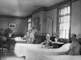 Union Workhouse  Tonbridge  Kent  Women's Ward