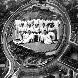 The Australian Cricket Team 'At' the Oval  1938