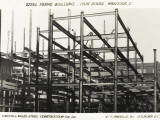 Steel Frame Building Construction - London