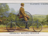 Starley&#39;s &#39;Coventry&#39; Rotary Tricycle