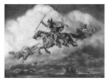 Wild Hunt of Norsemen