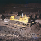 Track Laying - Using a Bulldozer