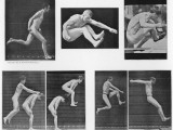 Two Shots of Naked Boys Playing Leapfrog