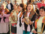 Women from Porto Da Cruz  in Funchal  Madeira