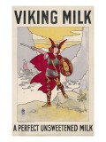 Viking Milk - a Perfect Unsweetened Milk