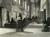 Workhouse Interior  Oliver Twist Film  1948