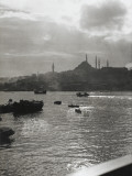 A View across the Bosphorus to Istanbul