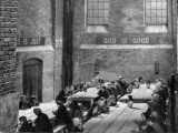 Workhouse Dining Hall  Oliver Twist Film  1948