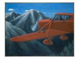 UFOs over the Cascade Mountains