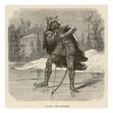 Uller the Bowman  God of Winter and Archery