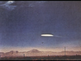 UFO Near Holloman Air Force Base  New Mexico
