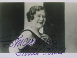 Florrie Forde Music Hall Singer from Australia