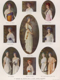 Coloured Wigs 1914